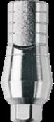 Antirotational Straight Titanium Abutment, Standard