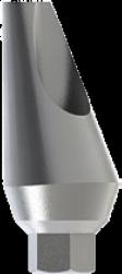 Angular Antirotational Titanium Abutment 15°
